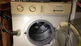 Indesit W825WG : Cottons and Linens 40°C