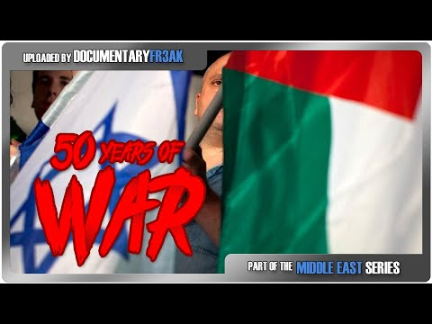 50 Years of War - 01 - Palestine, a land divided