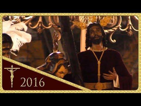 Ntro Pdre Jesús de la Victoria por Puerta de Jerez - Hermandad de la Paz (Semana Santa Sevilla 2016)