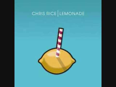 Chris Rice Lemonade