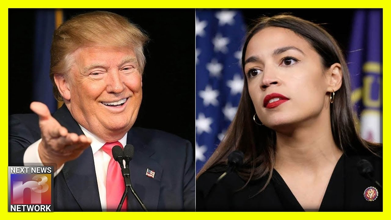 AOC Just PISSED OFF Every Middle American Voter With SICK Joke