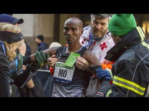 First Mo Farah's LOSS at New York Half Marathon 2014