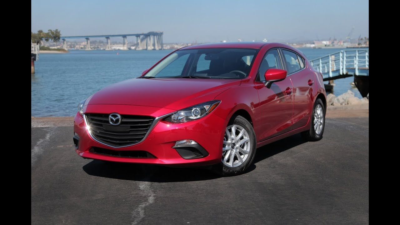 2014 Mazda 3 Review   YouTube