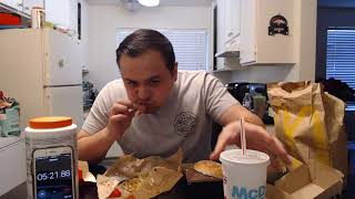 Big Mac Trio Challenge!