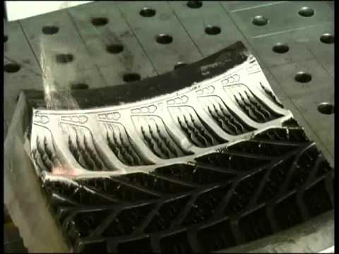 Laser Cleaning Of Tire Molds Using Automated And Manual