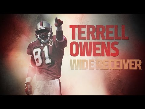 Terrell Owens Career Feature | The Making...