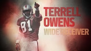 Terrell Owens Career Feature | The Making of a Pro Football Hall of Famer? | NFL