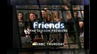 FRIENDS SEASON 9 - NBC Premiere Promo