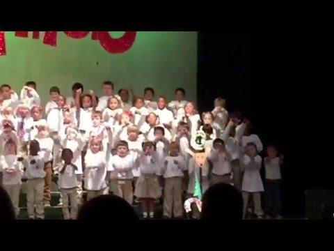 Cate's Christmas extravaganza! 10 December 2015, Oak Grove Primary School
