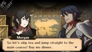 Fire Emblem Awakening - Inigo & Morgan (Female) Support Conversations