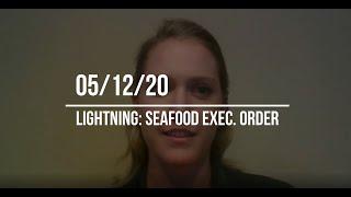 Ocean Blue: Seafood Executive Order