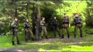 Белые волки. Спецназ (2012) 1 сезон 2 серия Военные фильмы и сериалы Россия