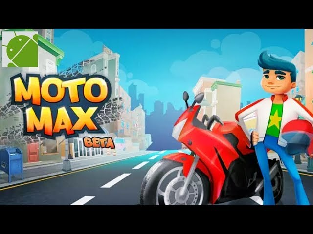 Moto Max - Android Gameplay HD