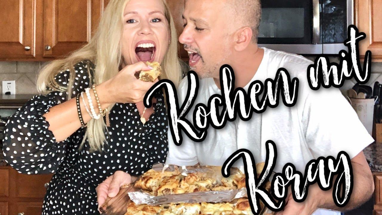 Kochen mit Koray: Börek selber machen! 👨🍳 | Sissi die Auswanderin 🇺🇸