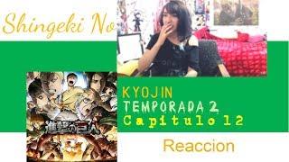 Shingeki No kyojin Capitulo 37 REACCION/ NO ME HAGAN ESTOOO