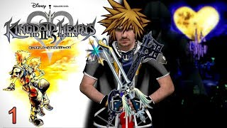 The 21-hour KH2 Livestream Ft. KZXcellent ep1 (Avenging My Youth #6)