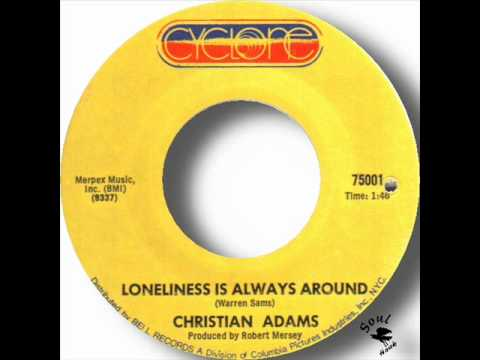 Christian Adams - Loneliness Is Always Around.wmv