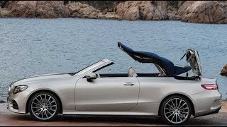 BUY IF YOU CAN 2019 Mercedes Benz E Class Cabriolet