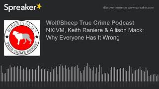 NXIVM, Keith Raniere & Allison Mack: Why Everyone Has It Wrong Video