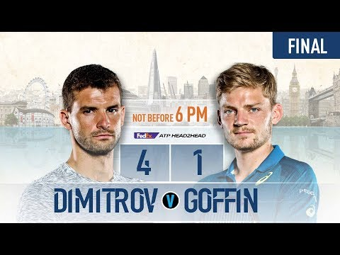Dimitrov v Goffin Nitto ATP Finals 2017 Title Match Preview