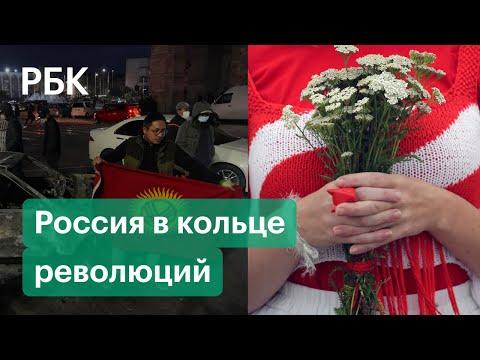 Россия в кольце