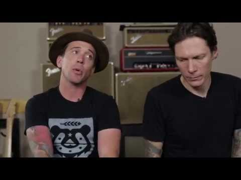 Billy Talent Interviews  Nothing To Lose Ben & Aaron