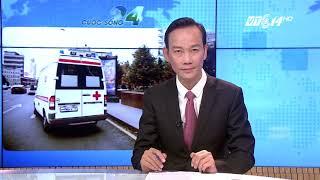 VTC14 | Nga: Người dẫn chương trình nổi tiếng bị đâm vào cổ ngay trong đài