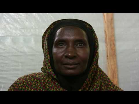 DARFUR REFUGEE WOMEN SPEAK OUT: Risking Life For Human Rights