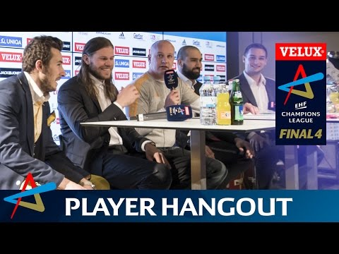 Hangout with the stars | VELUX EHF FINAL4 2016