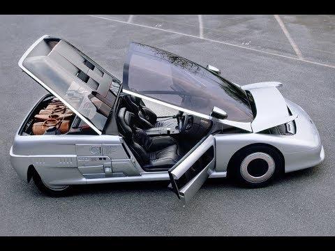 Aztec concept car
