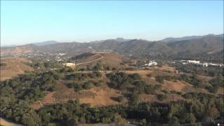 Tarantula Hill in Thousand Oaks, California