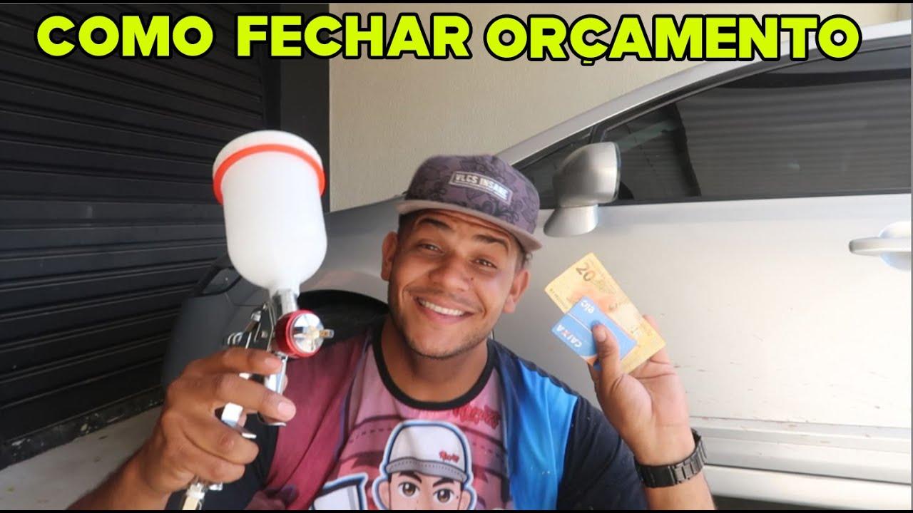 5 FORMAS SIMPLES DE FECHAR ORÇAMENTO NA PINTURA | GESTÃO DO ZERO!!!
