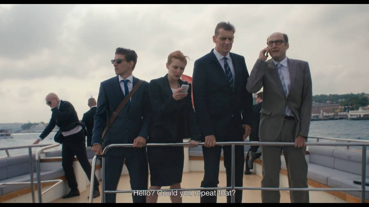 Trailer King of the Belgians - Film Fest Gent 2016