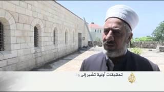 تحقيقات أولية: يهود متطرفون وراء حريق كنيسة كفر نحوم