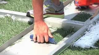 Sprinturf Installation Process