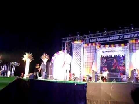anchoring  2 by  baba  at BIET,BHADRAKH GAVISUS 2013