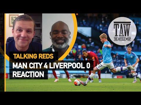 Man City 4 rpool 0: Reaction  Talking Reds