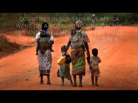 third world debt commercial
