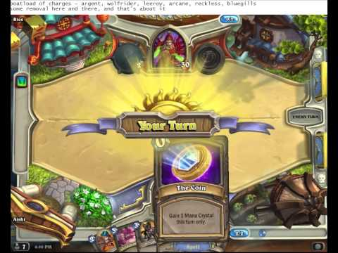 Deck Video: An Assortment of Decks Without Lists