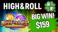 Play Reel'Em In! Slot Machine Online (WMS) Free Bonus Game