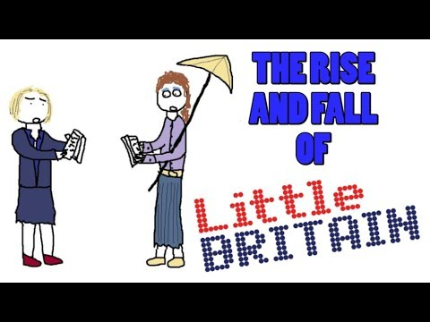 The Rise and Fall of Little Britain | Stubagful's Voiceover TV Reviews