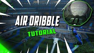 Rocket League | Long Air Dribble Tutorial (In-Depth!)