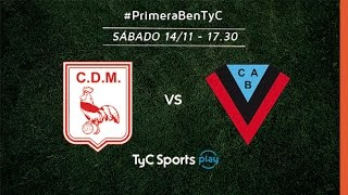 Deportivo Moron vs Brown Adrogue full match