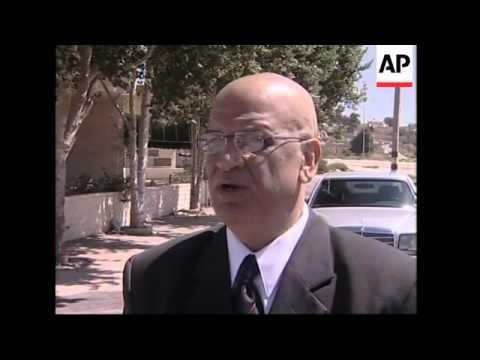 Israeli/ Palestinian reax to UN vote, UN leaves Gaza