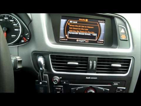 2011 Audi Q5 - Impressions