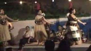 Tongan Dance - Mix