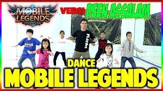MOBILE LEGENDS DANCE KIDS versi DEEN ASSALAM - CHOREOGRAPHY BY DIEGO TAKUPAZ