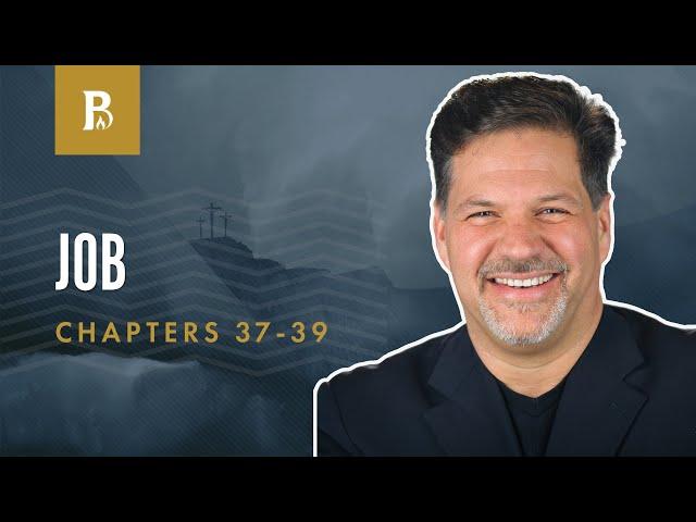 God Answers | Job 37-39