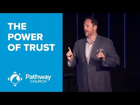 The Power of Trust - ARISE - Pastor Marty Strait