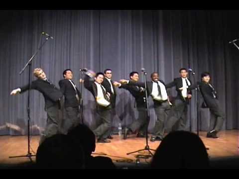 Men in Tights – UC Men's Octet